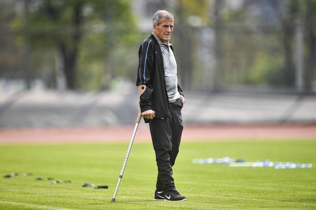 塔瓦雷斯:球队踢出乌拉圭传统球风 秘鲁实力不容小觑