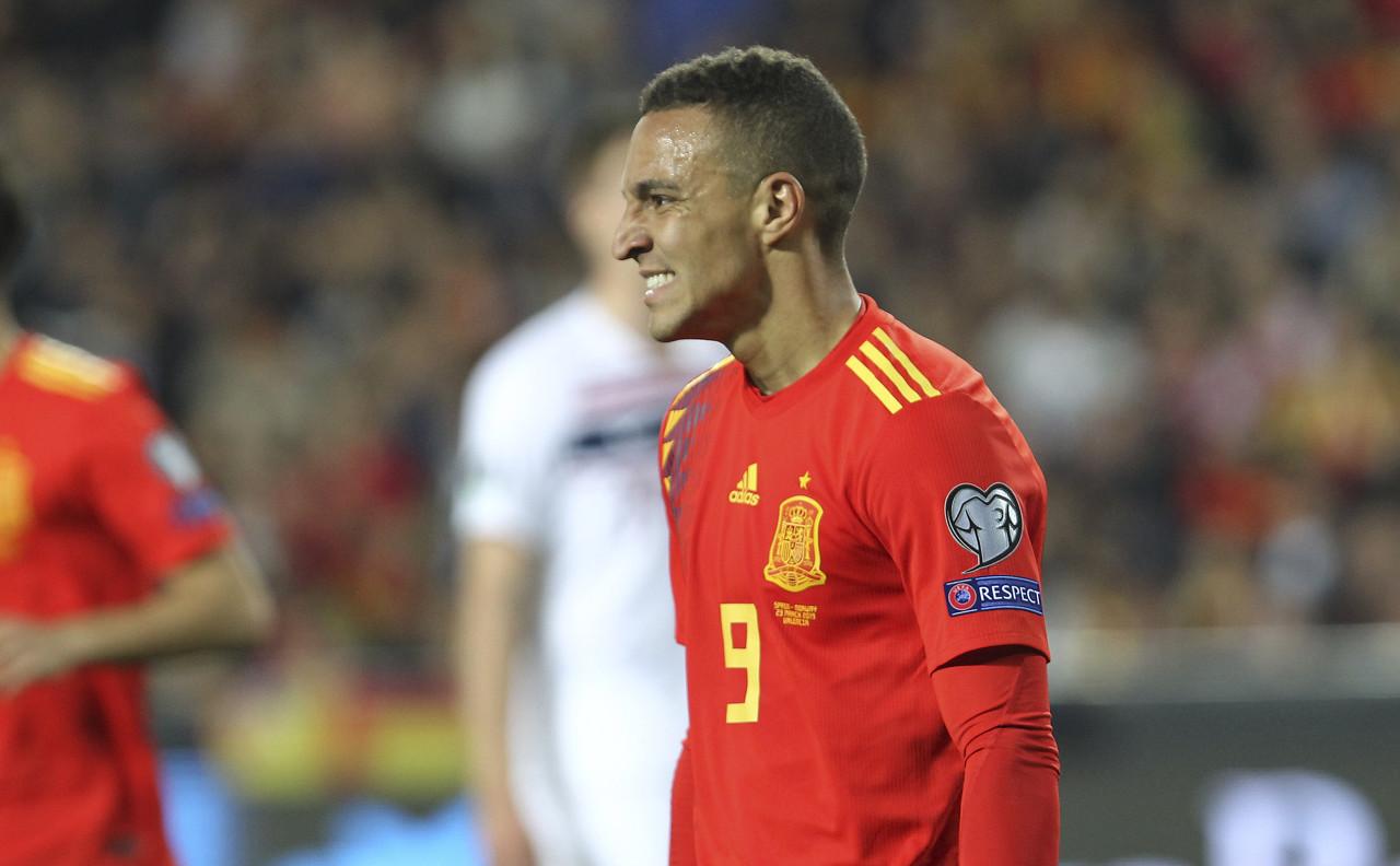 马卡:罗德里戈转投马竞进入倒计时