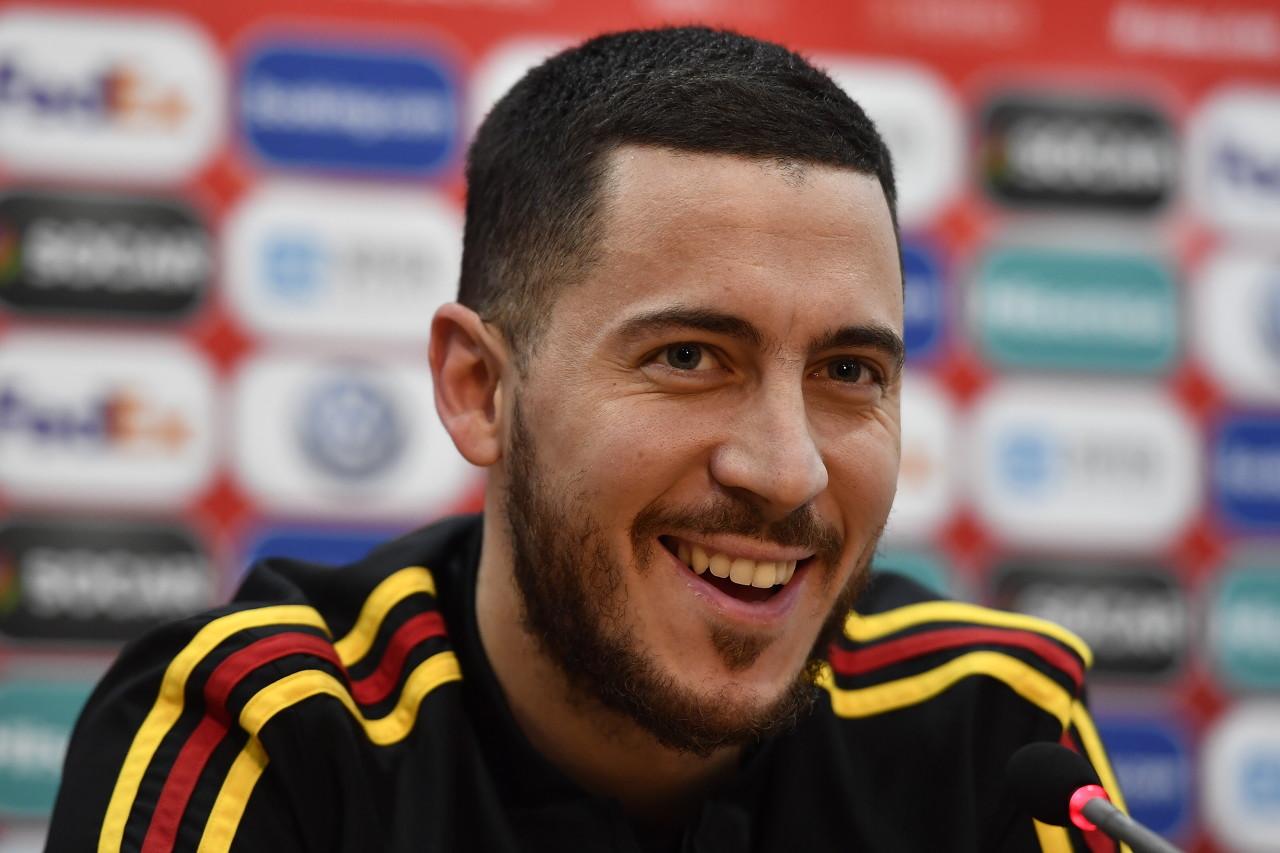阿扎尔:比利时比世界杯时期更加强大