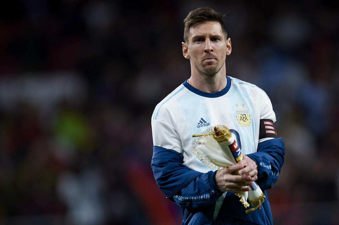 梅西:完全不知道阿根廷与摩洛哥足协约定我必须出场