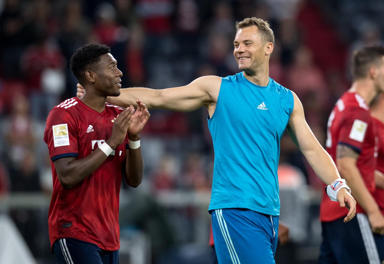 诺伊尔:努贝尔的加盟与我是否续约无关 弗里克能长期执教拜仁