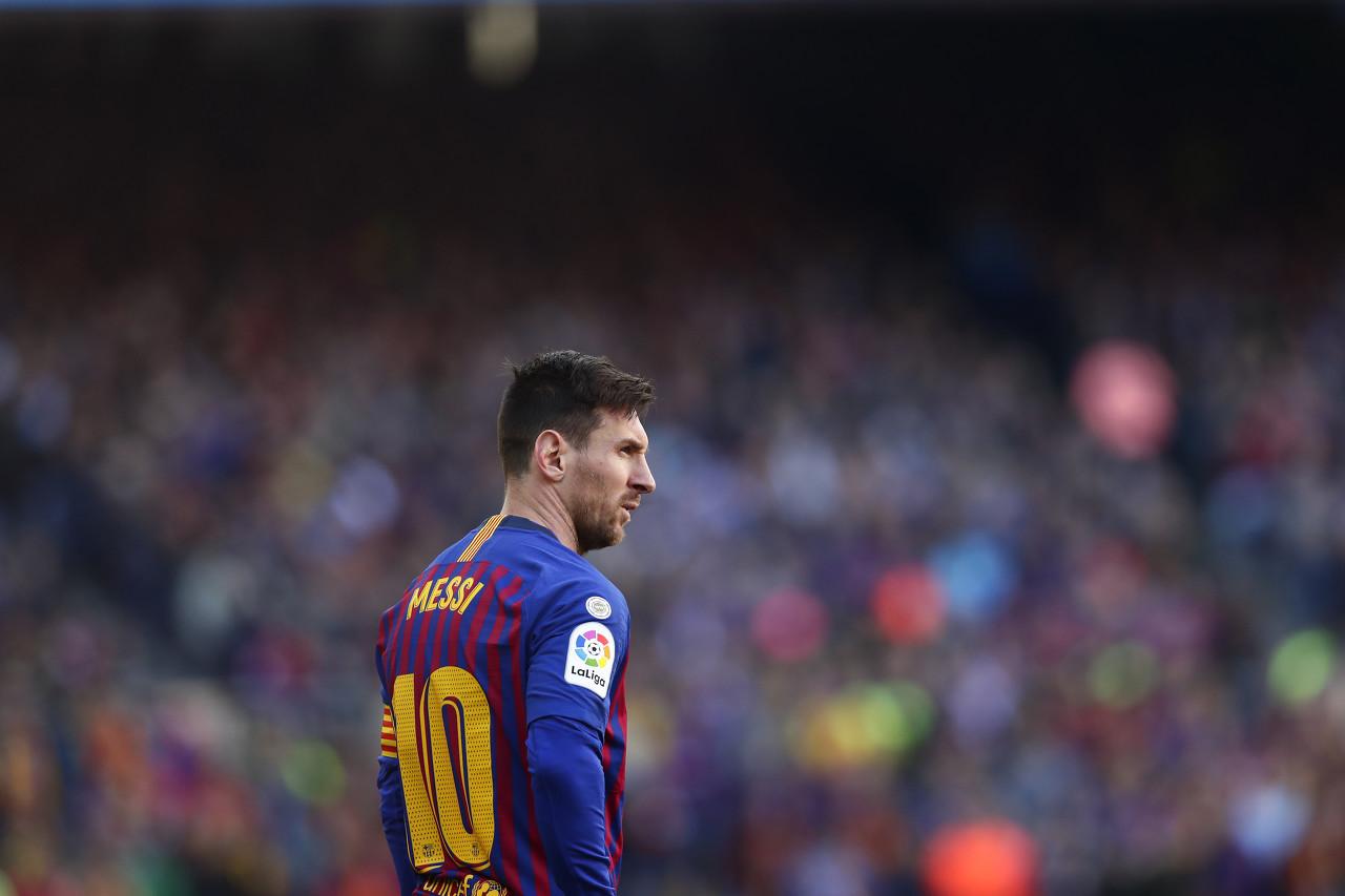 阿松桑:梅西是现役世界最佳任意球主罚手