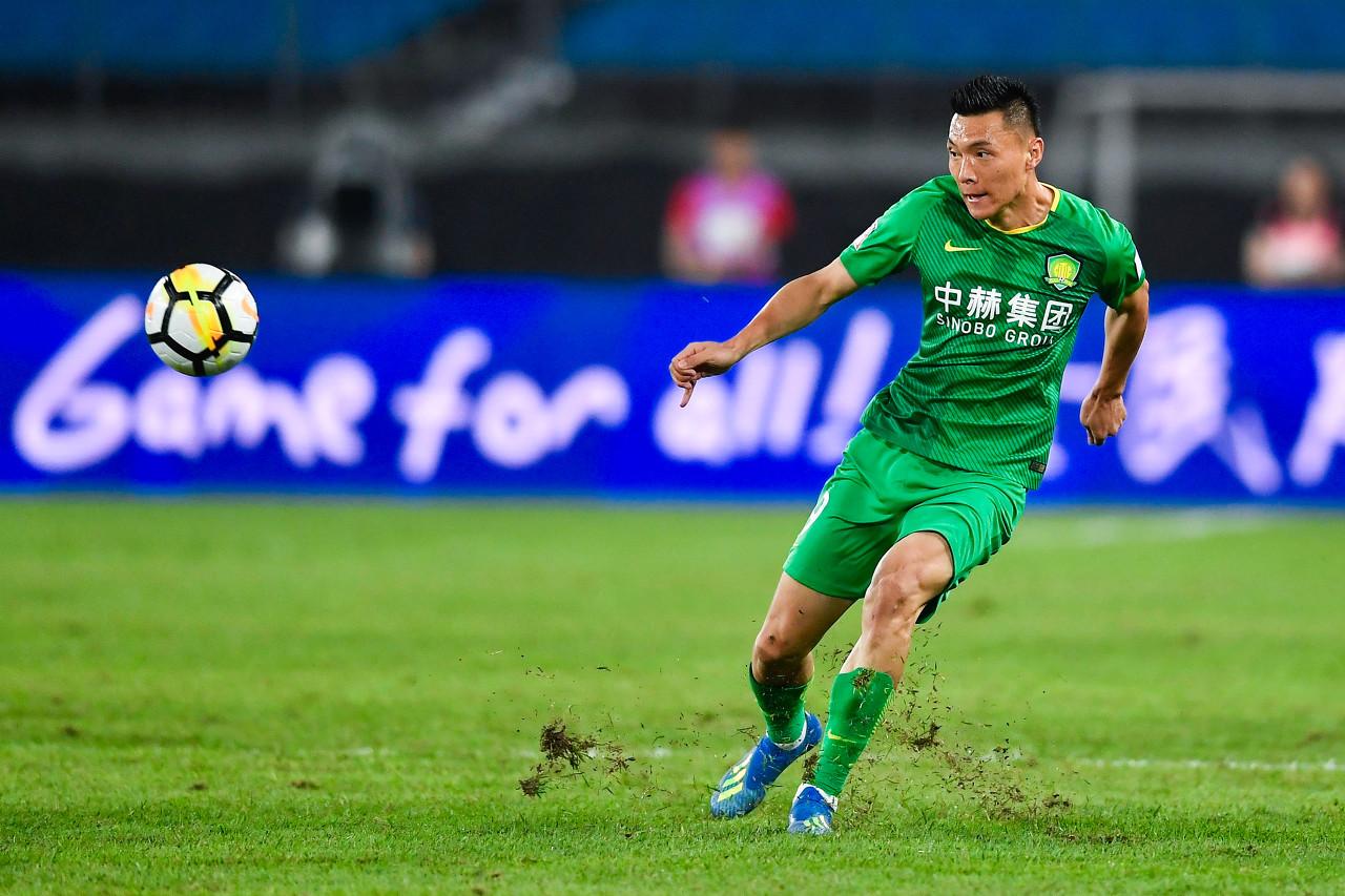 于大宝:对生死战已做好准备 要代表中国球队在亚冠出线