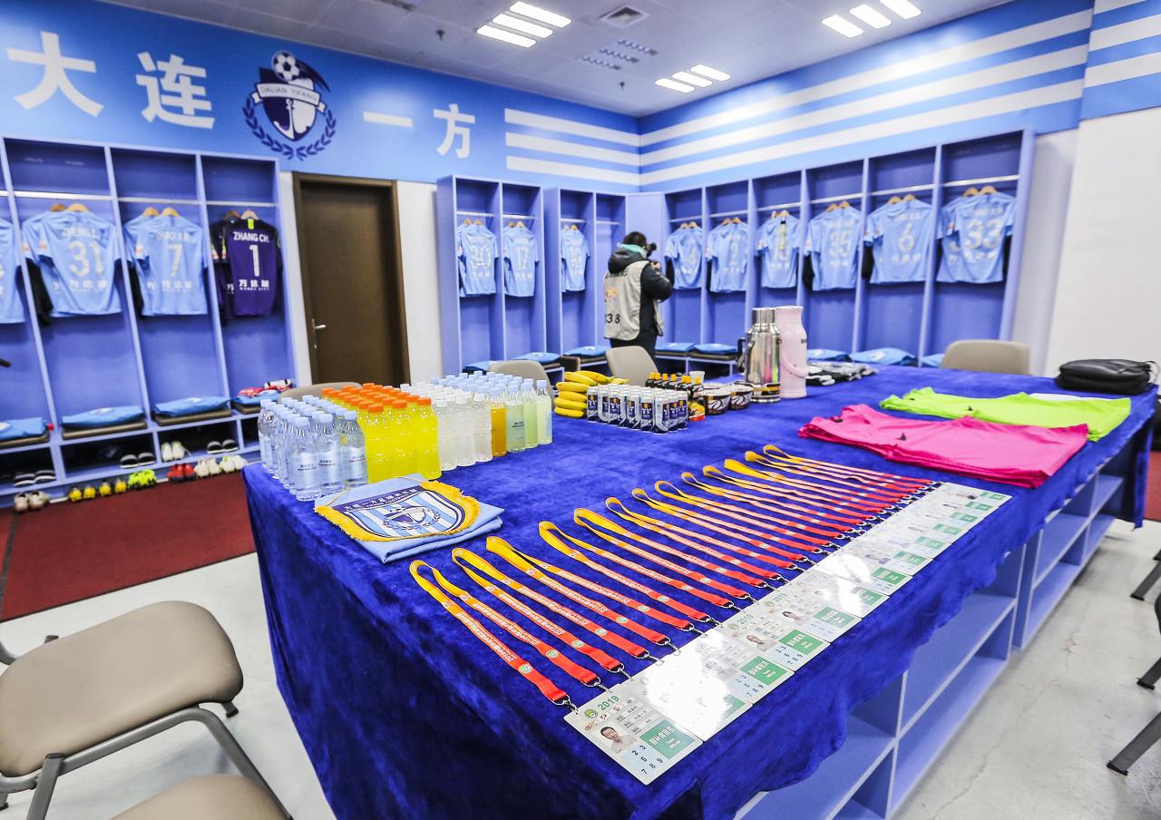 连媒:一方没有派人进京公关 大连足球需要悉心涵养