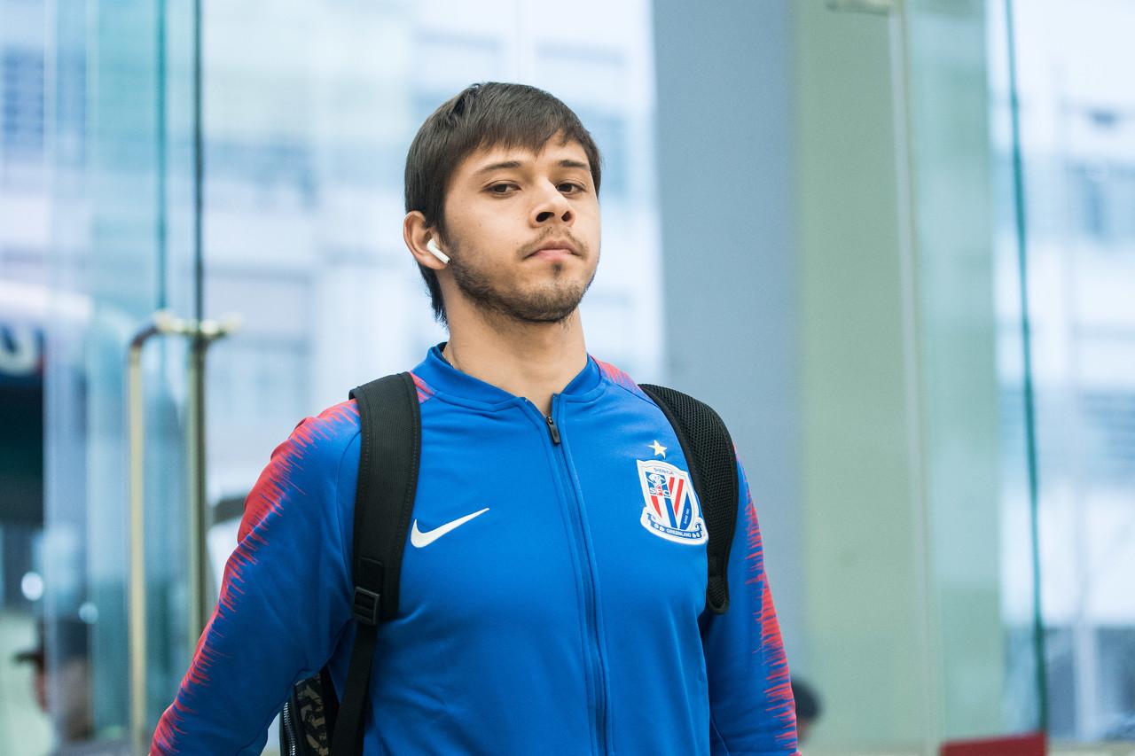 申花外援罗梅罗入选巴拉圭美洲杯集训名单
