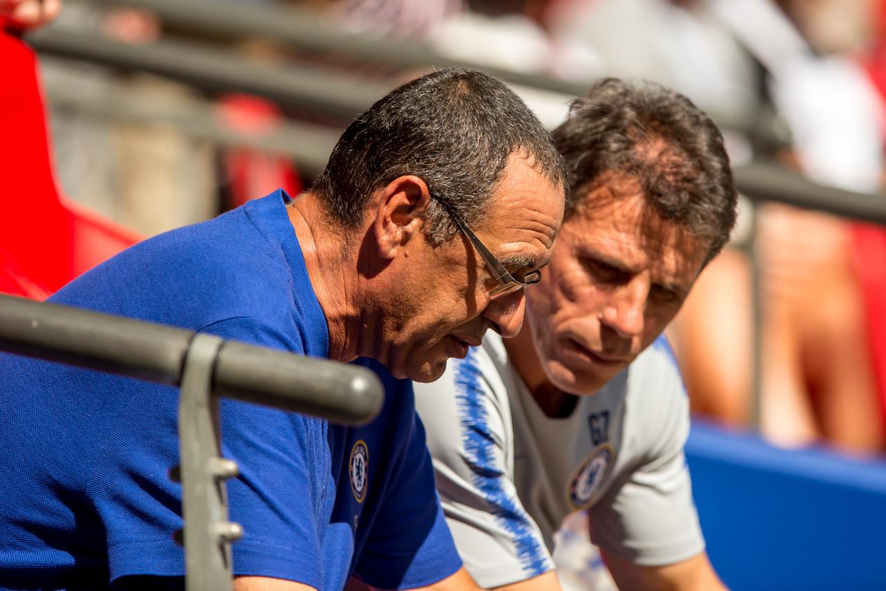 卫报:兰帕德计划带教练组入主,佐拉将离开切尔西