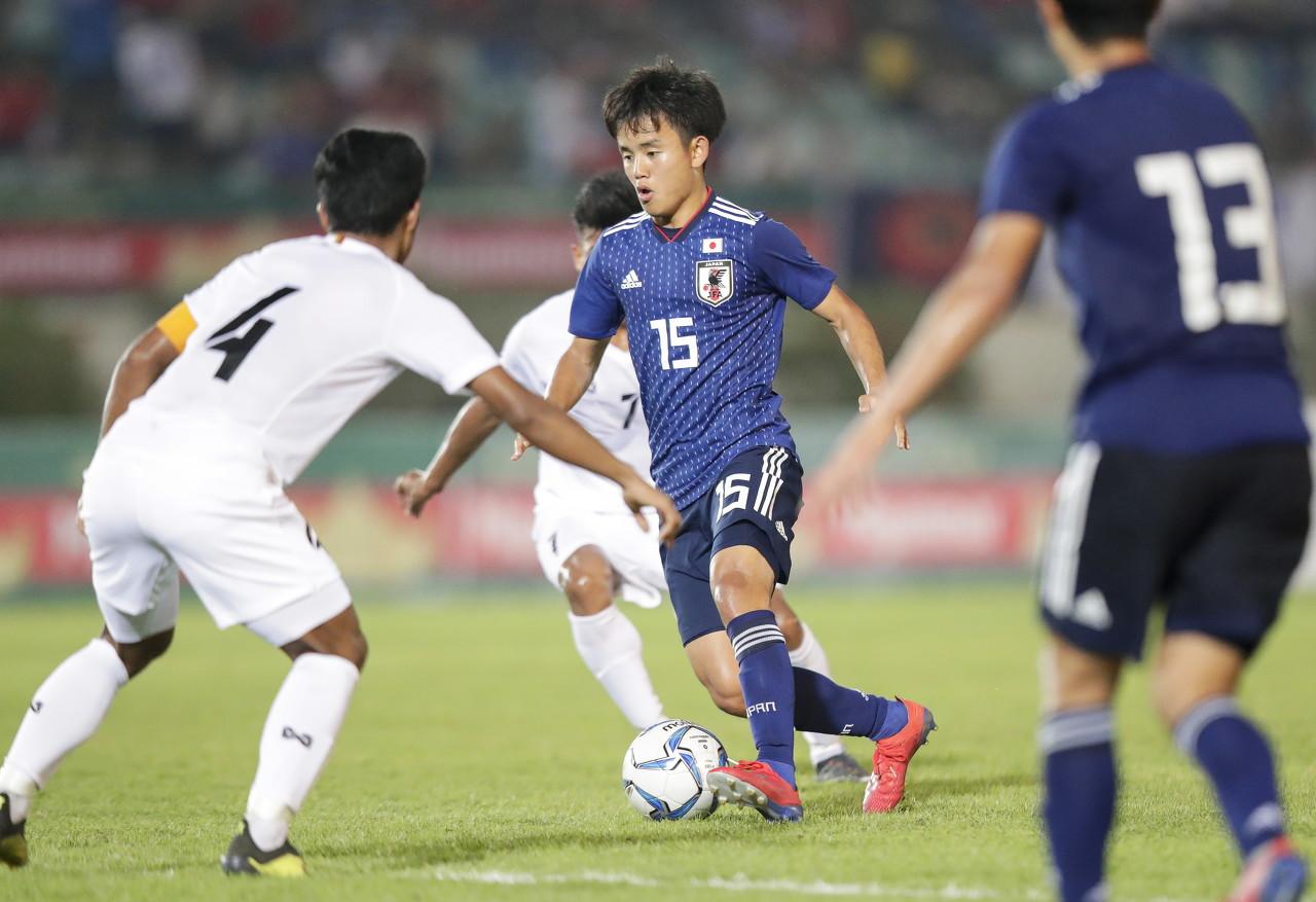 久保建英等3名U20球员入选美洲杯名单 日本将战乌拉圭_亚博