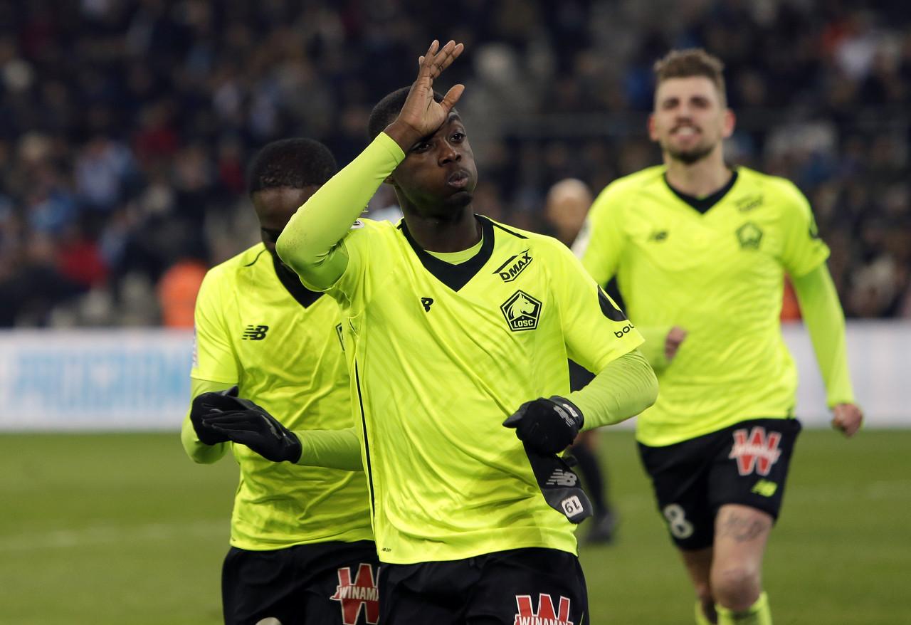 法媒:巴黎今夏转会预算充足 近期将报价里尔前锋N-佩佩