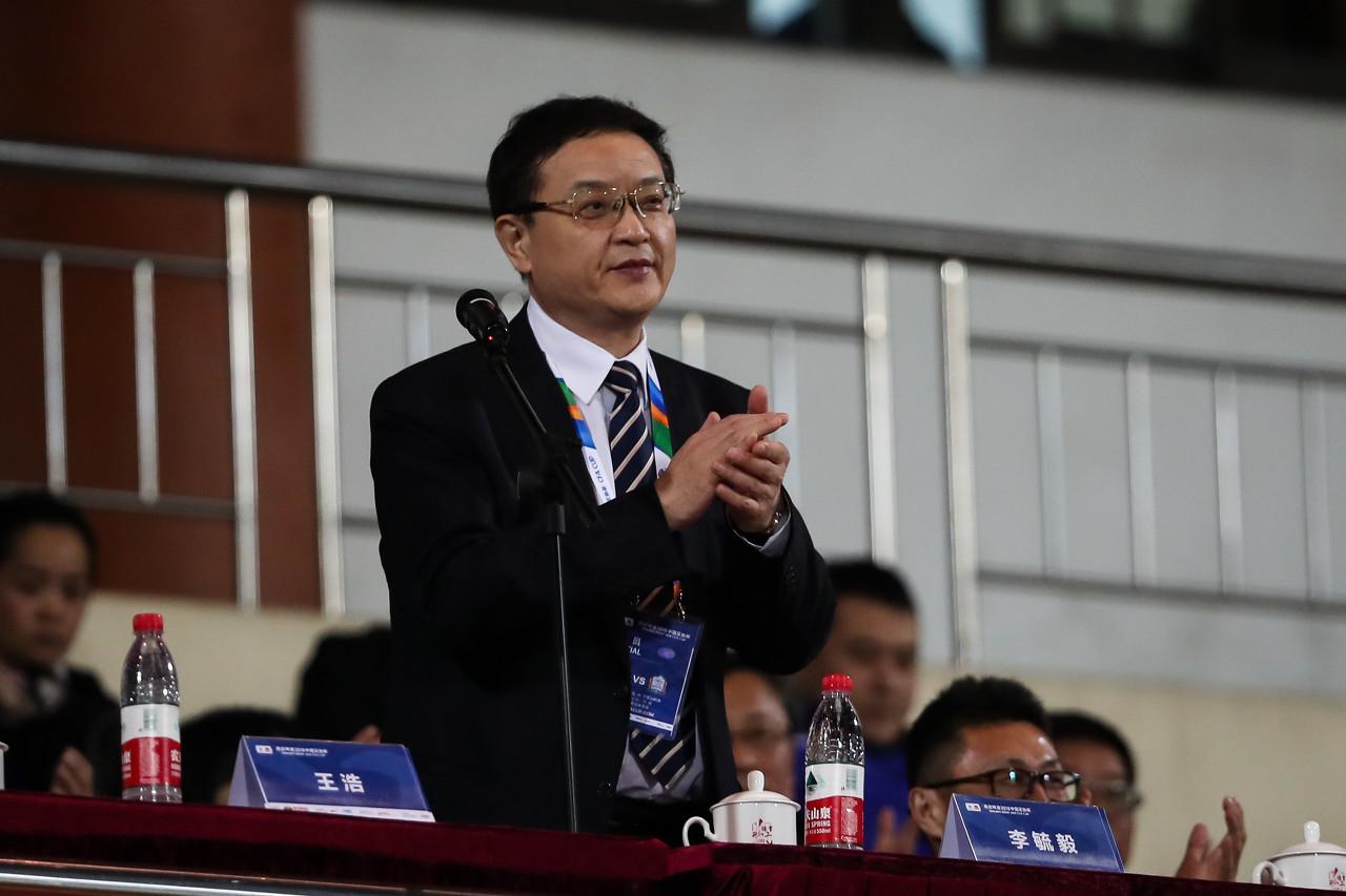 足协副主席李毓毅-中国足球青训前进不容扼杀_亚博娱乐APP