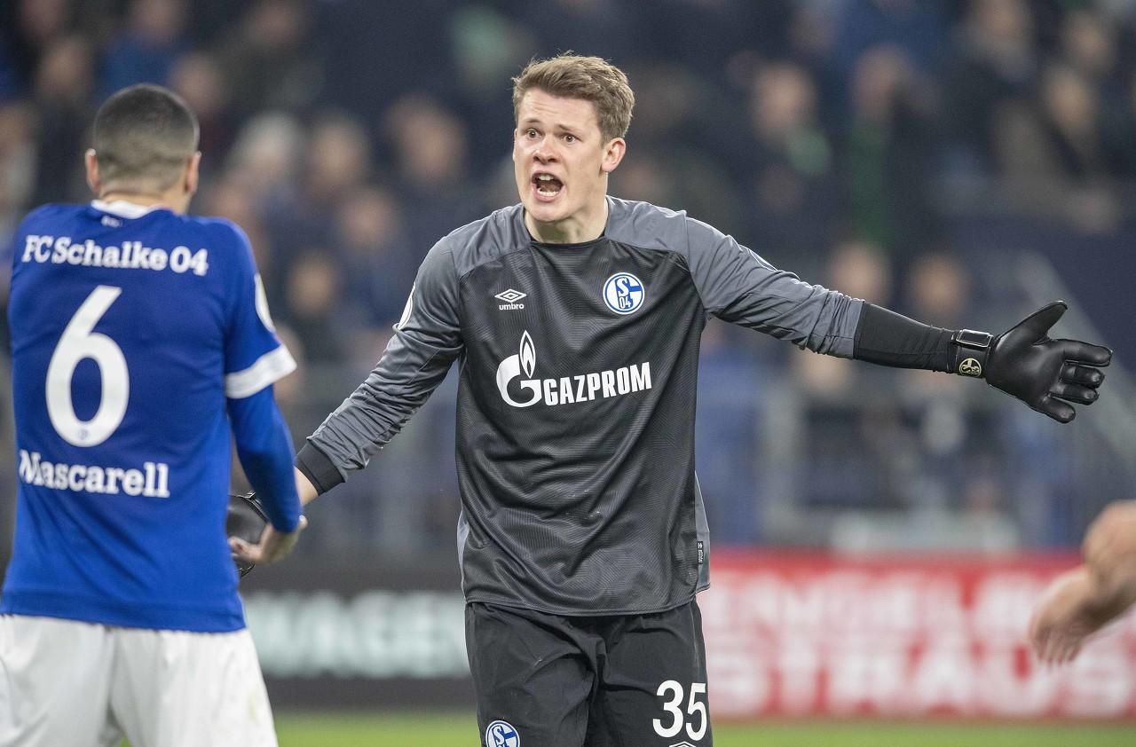 莱曼:只要诺伊尔还在拜仁,努贝尔暂时别去