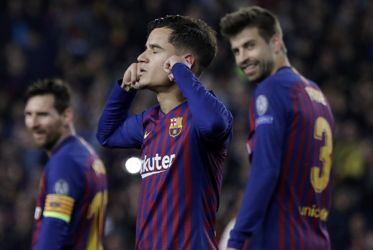 阿斯:由于看不到希望,库蒂尼奥已同意离开巴塞罗那