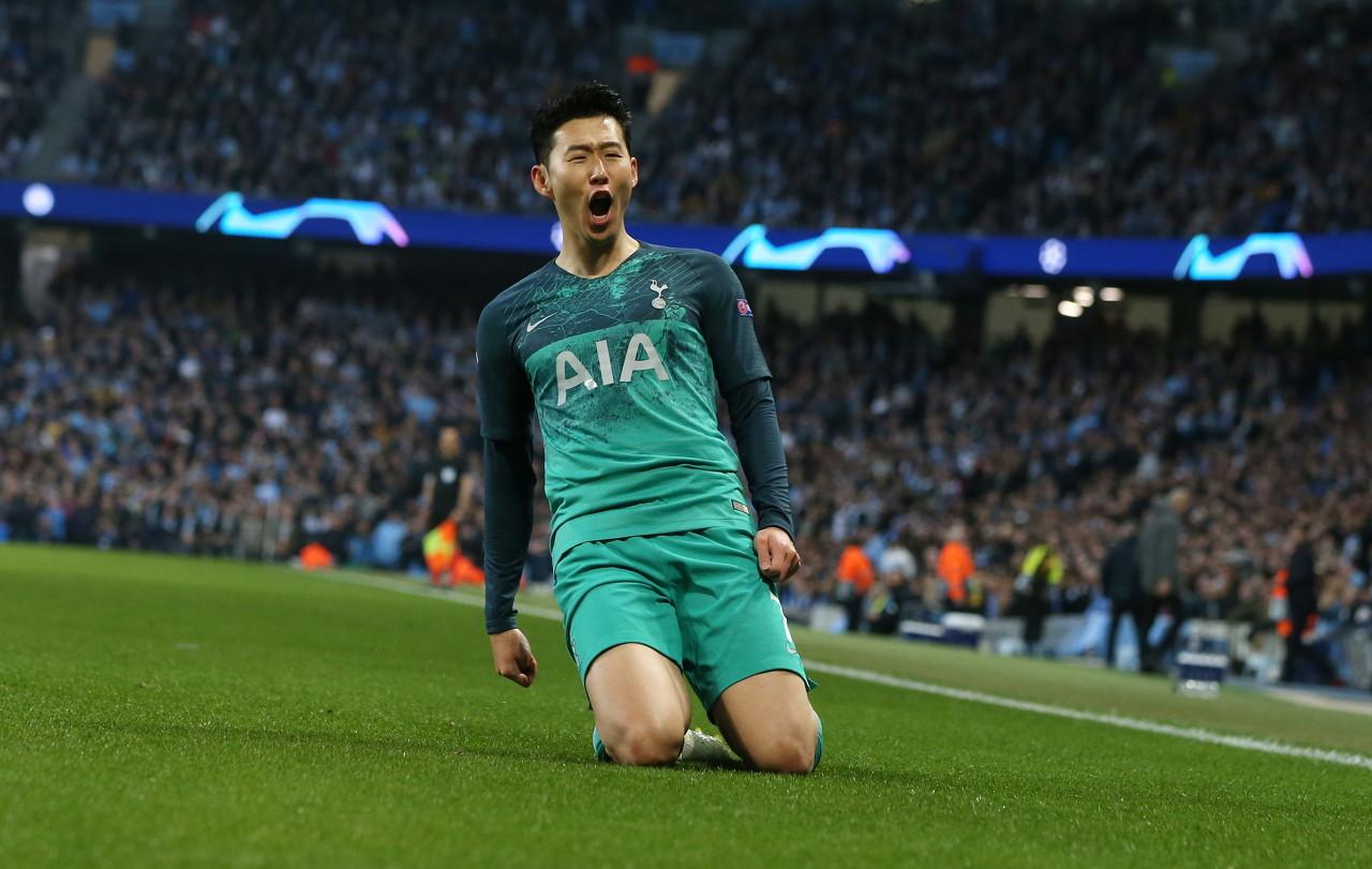 亚博:孙兴慜-不谈胜负,但愿能在欧冠决赛里火力全开
