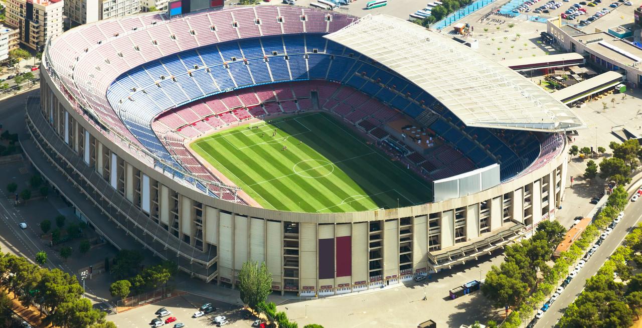 阿斯报:巴塞罗那市政府通过诺坎普周边城市化建设提案