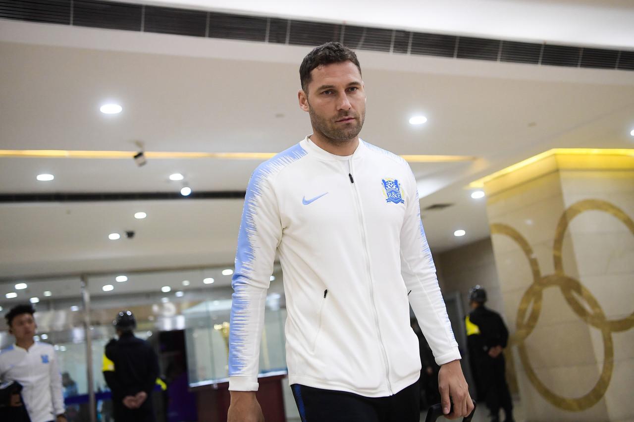 富力总经理:足协已拒绝俱乐部对托西奇的申述,会进行队内处罚