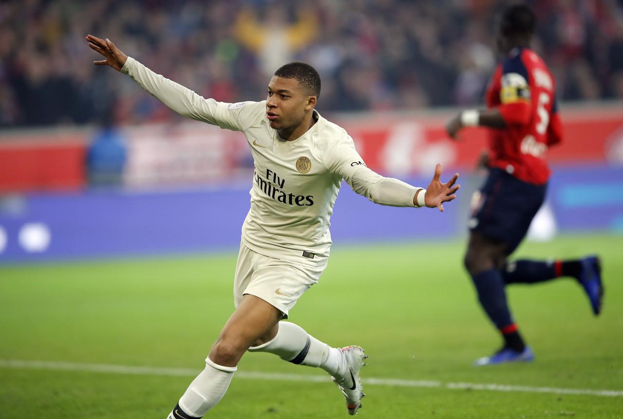 姆巴佩:想赢欧洲金靴 看完梅西进两球后我就睡了