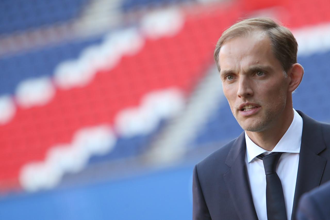 图赫尔:在巴黎当教练不简单 很高兴姆巴佩是我的球员