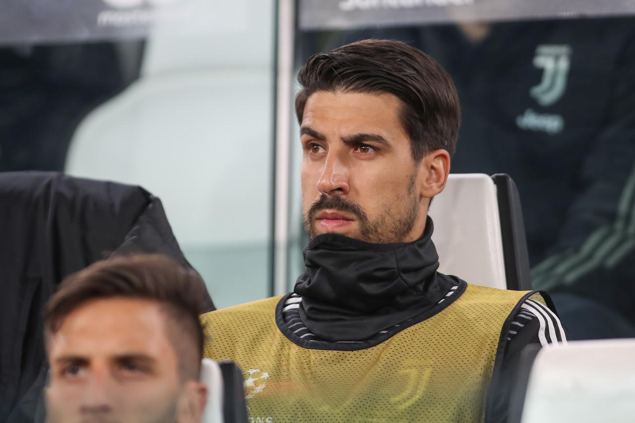 米体记者:赫迪拉将离开尤文,他希望重返德甲联赛