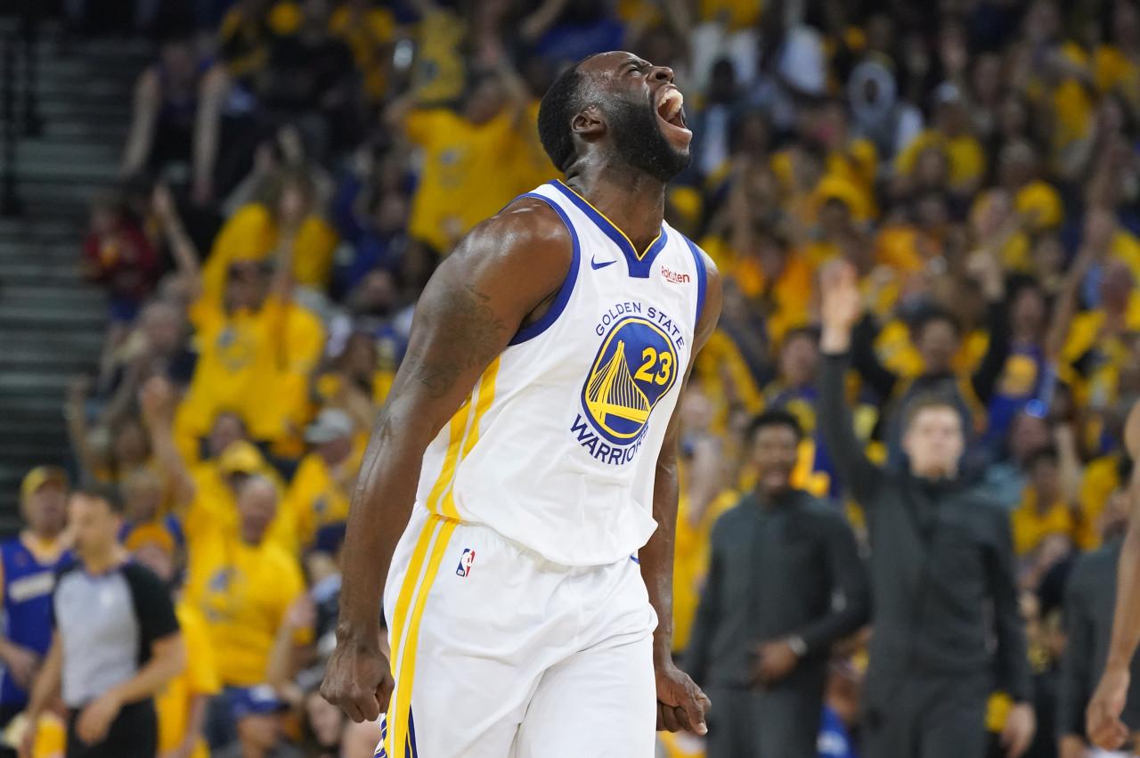追梦季后赛总封盖超出小奥尼尔 升至NBA汗青第26位