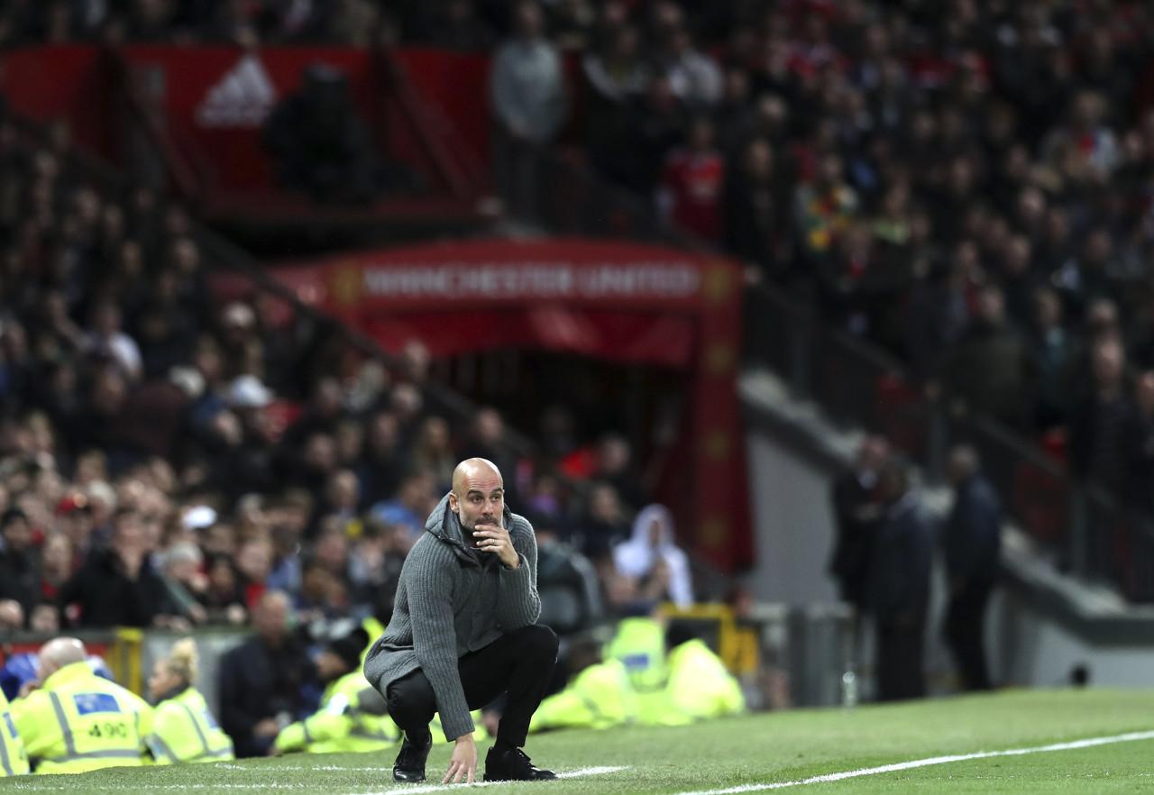 瓜帅:很多人希望利物浦反超,我要对他们说声抱歉