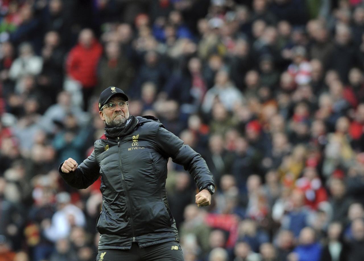 克洛普:利物浦今夏不再需要大手笔引援