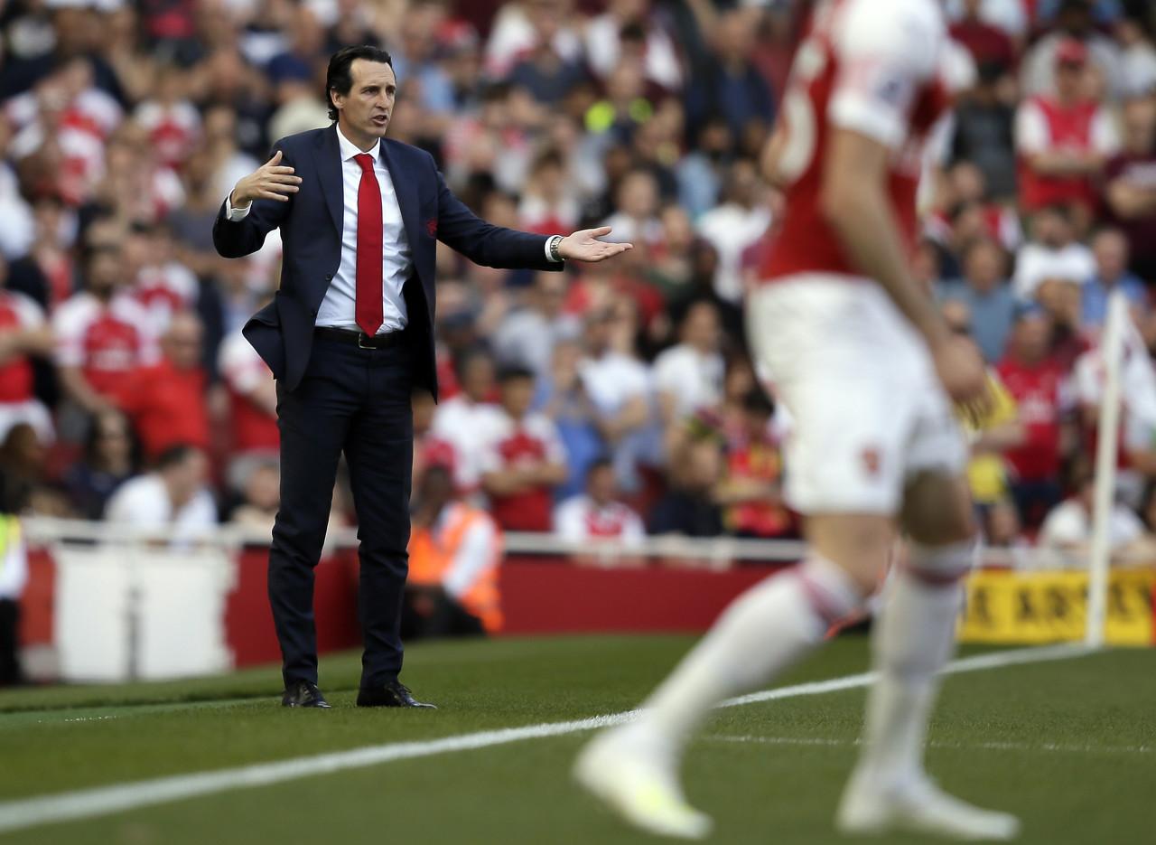 埃梅里:对维拉会继续尝试提升球队 门球战术会成为球队的特质