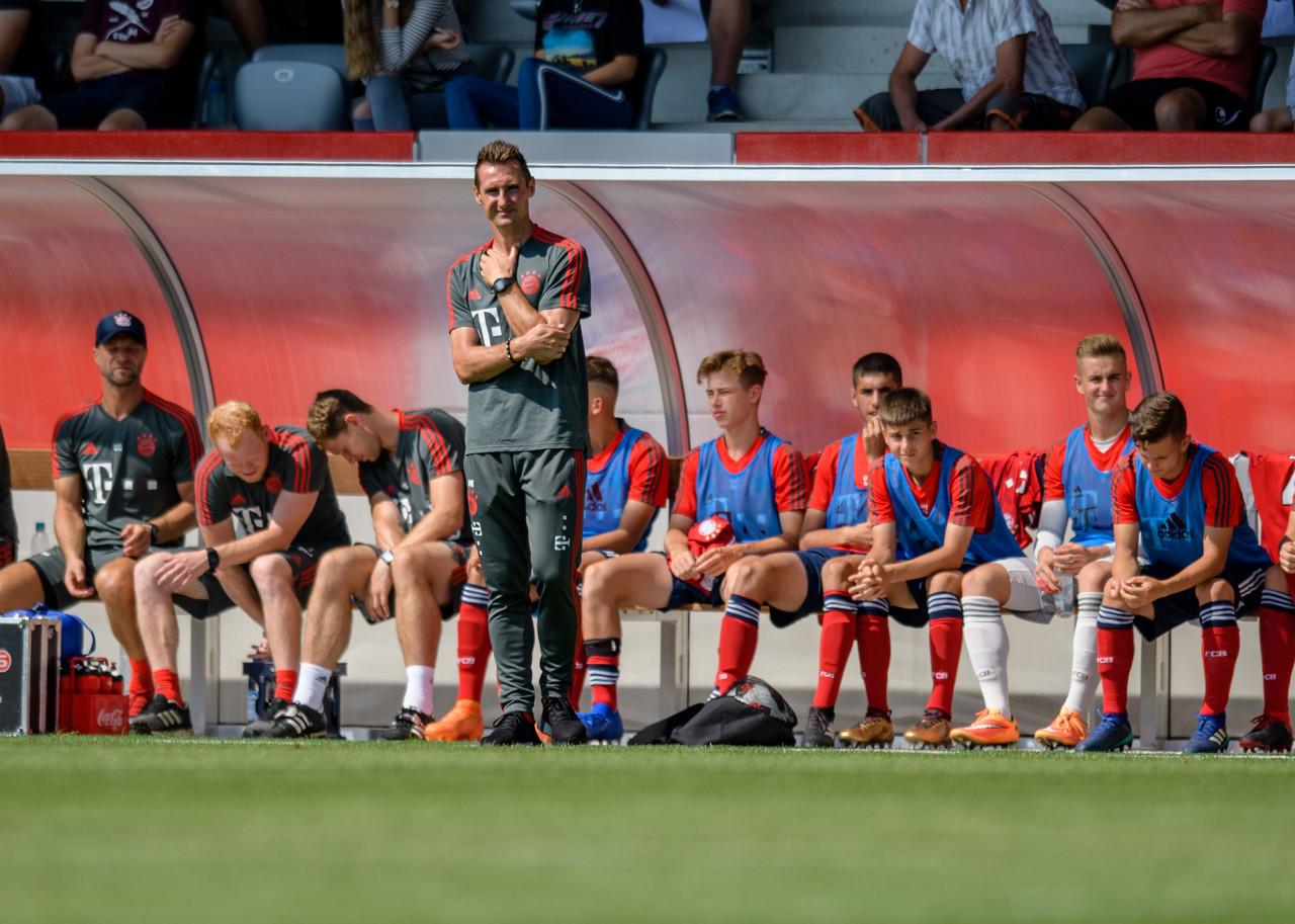 德媒:克洛泽不愿升任拜仁U19主帅,可能因此辞职