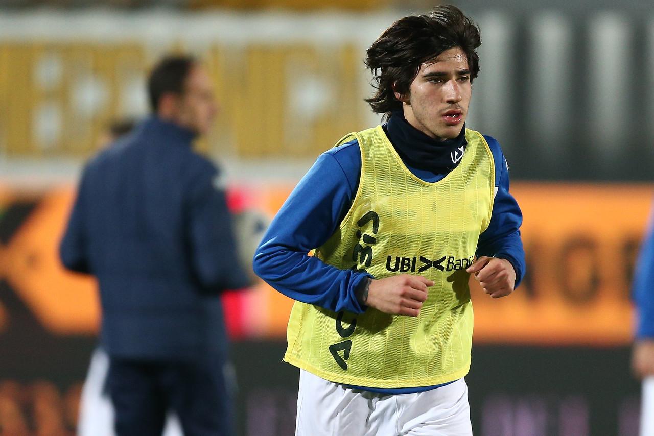 米体:尤文有意布雷西亚小将托纳利,并已和对方俱乐部进行接触