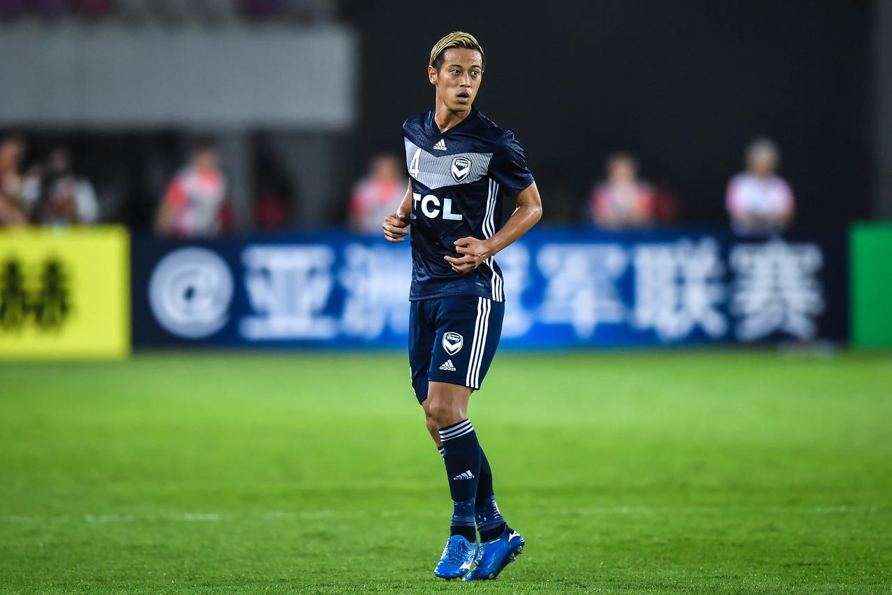 在线求职,本田:为啥没人找我 自己仍是亚洲最佳球员之一