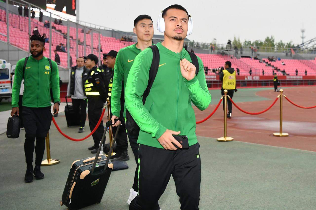 京媒:里皮团队本周考察国安球员,6月集训细节已落实