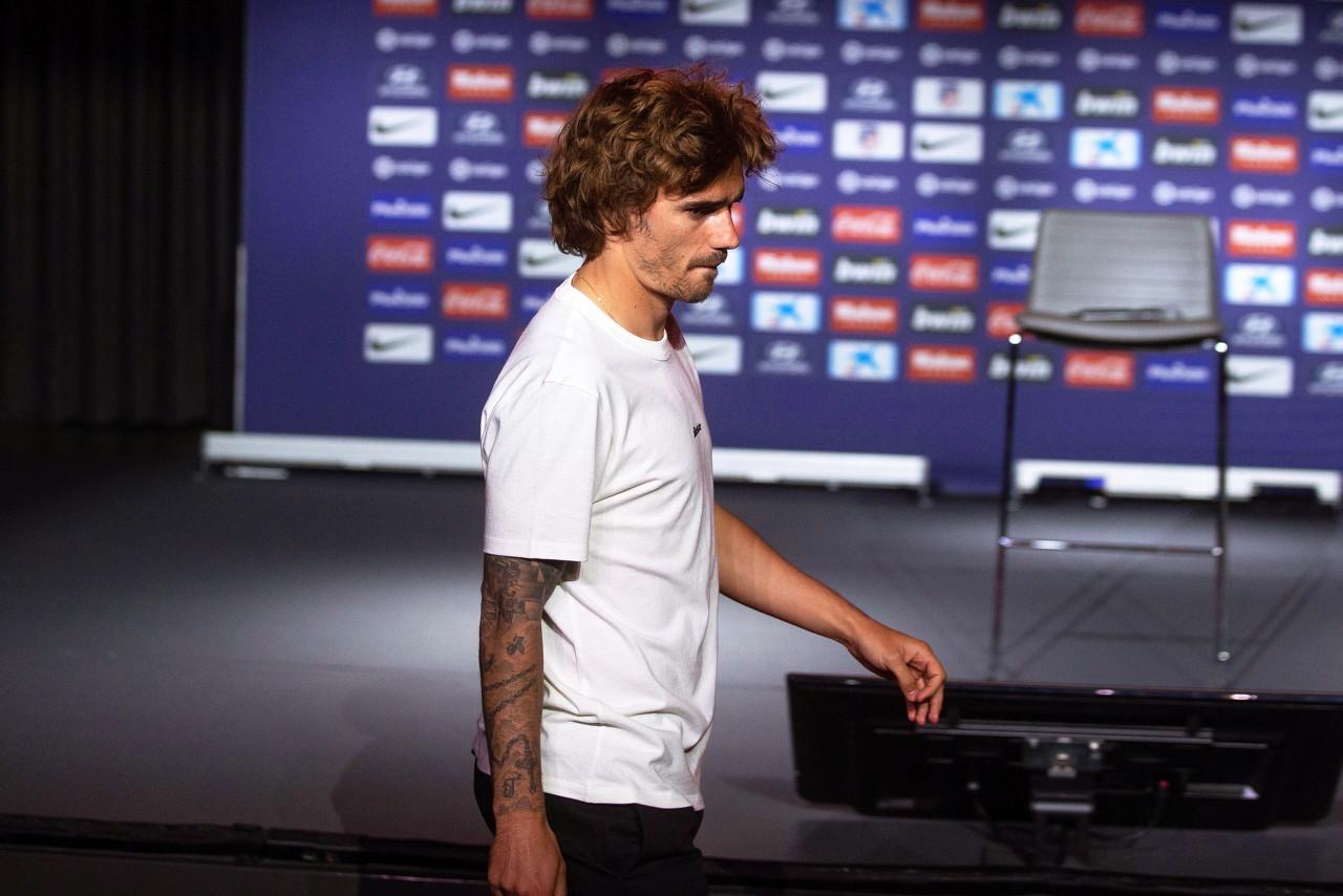 格列兹曼:一直对欧冠决赛失点感到内疚,若进了马竞是冠军
