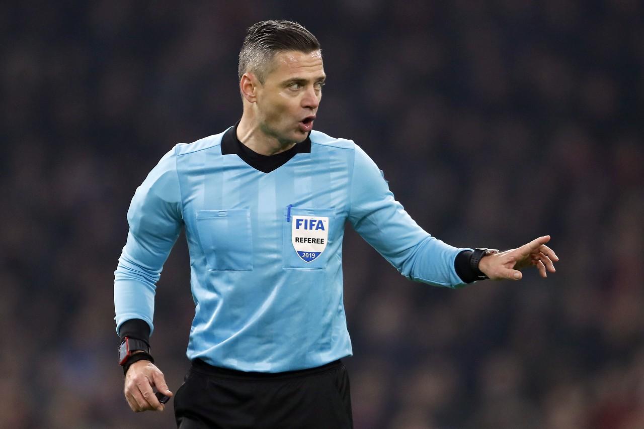 官方:斯洛文尼亚名哨斯科米纳将吹罚欧冠决赛