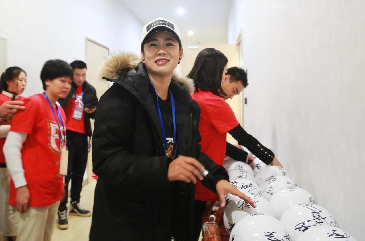 亚博:专访韩端-女足需要更多人留洋 世界杯小方针进四强