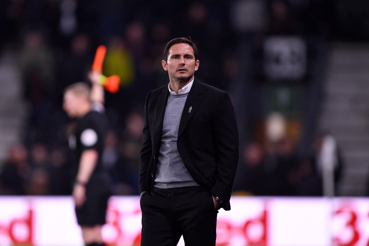 兰帕德:不至于输一场就垂头丧气 对利物浦能检验球队