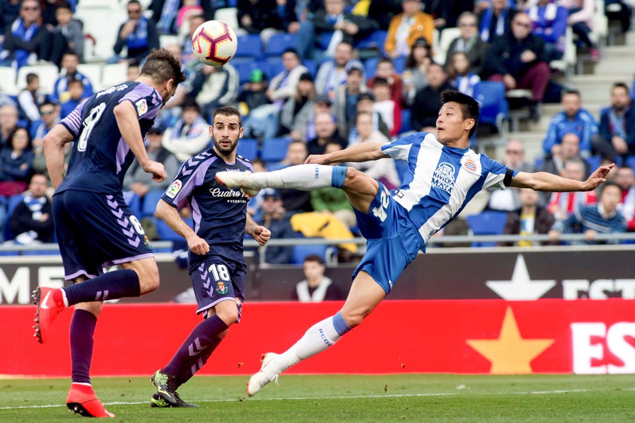 西班牙人高管:俱乐部重视青训 武磊的适应有很大进展