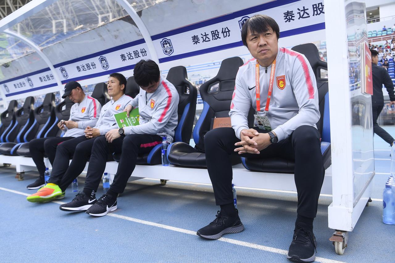 谢峰:拉维奇回归对球队帮助很大 只要耐心就一定有机会
