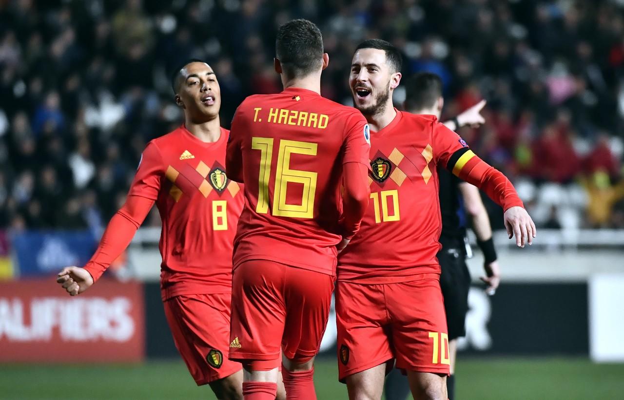 阿斯报:皇马请求比利时足协不让媒体接触阿扎尔