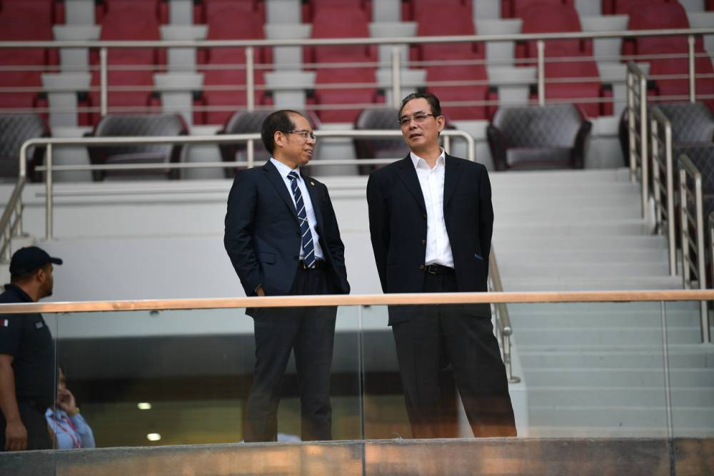 张剑、林晓华返回总局 足代会有望下月召开选举新主席