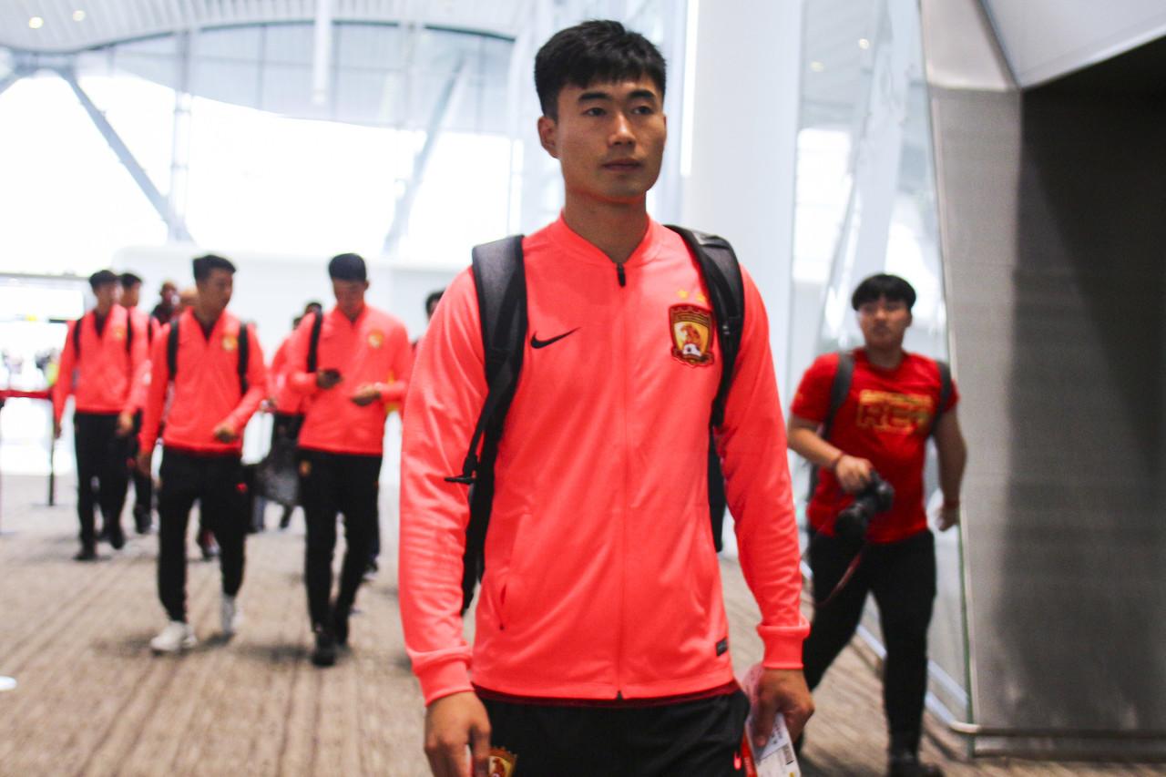 邓涵文:针对对手做了特别的训练 踢新位置会尽全力帮助球队