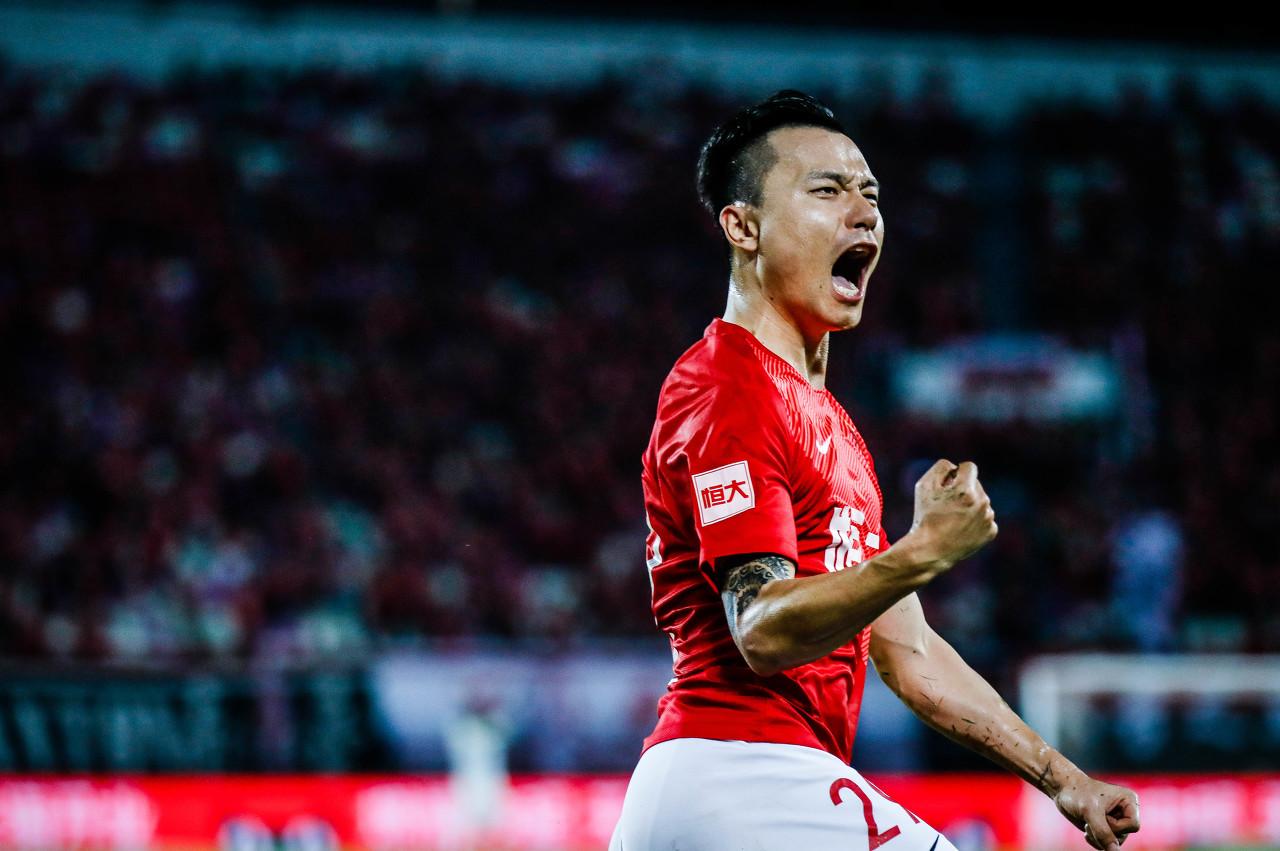 数据说:亚冠淘汰赛6次面对日本球队,恒大全部过关