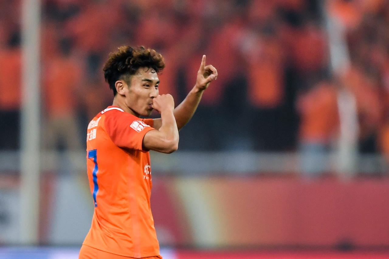 鲁能正在上海积极备战足协杯,吴兴涵有望复出戴琳仍缺阵
