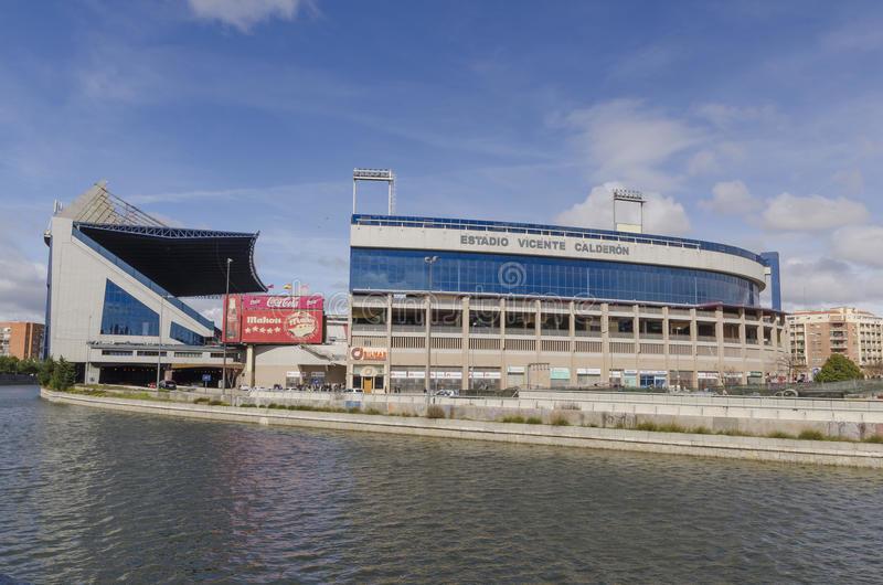 告别过去,马竞旧主场卡尔德隆今日被拆除