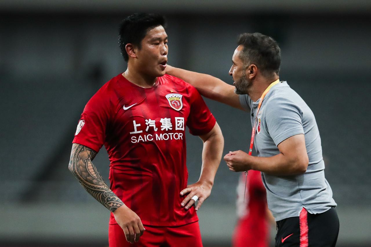 沪媒总结上港足协杯、亚冠出局:年华正好,机会却渐少