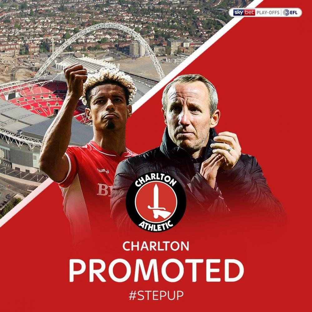 好久不见!查尔顿补时绝杀桑德兰后升入英冠
