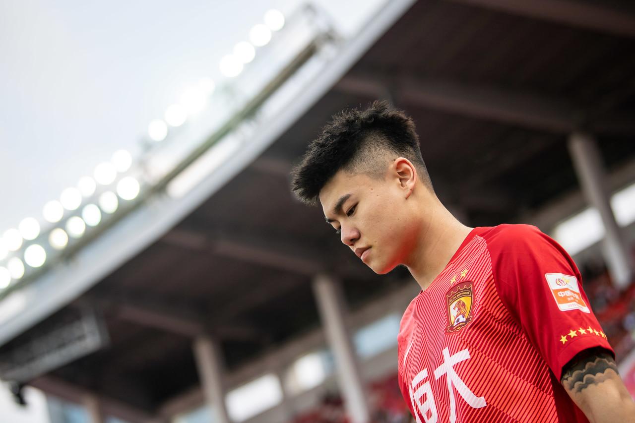 杨立瑜:今年有所表现必须感谢卡帅 未来还想去欧洲闯荡
