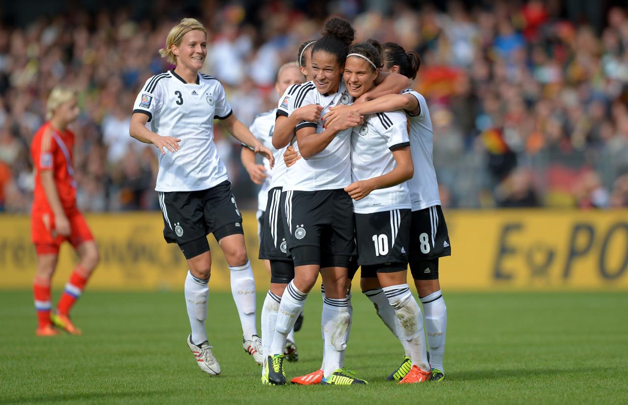 超级稳!德国女足8届世界杯全部杀进8强