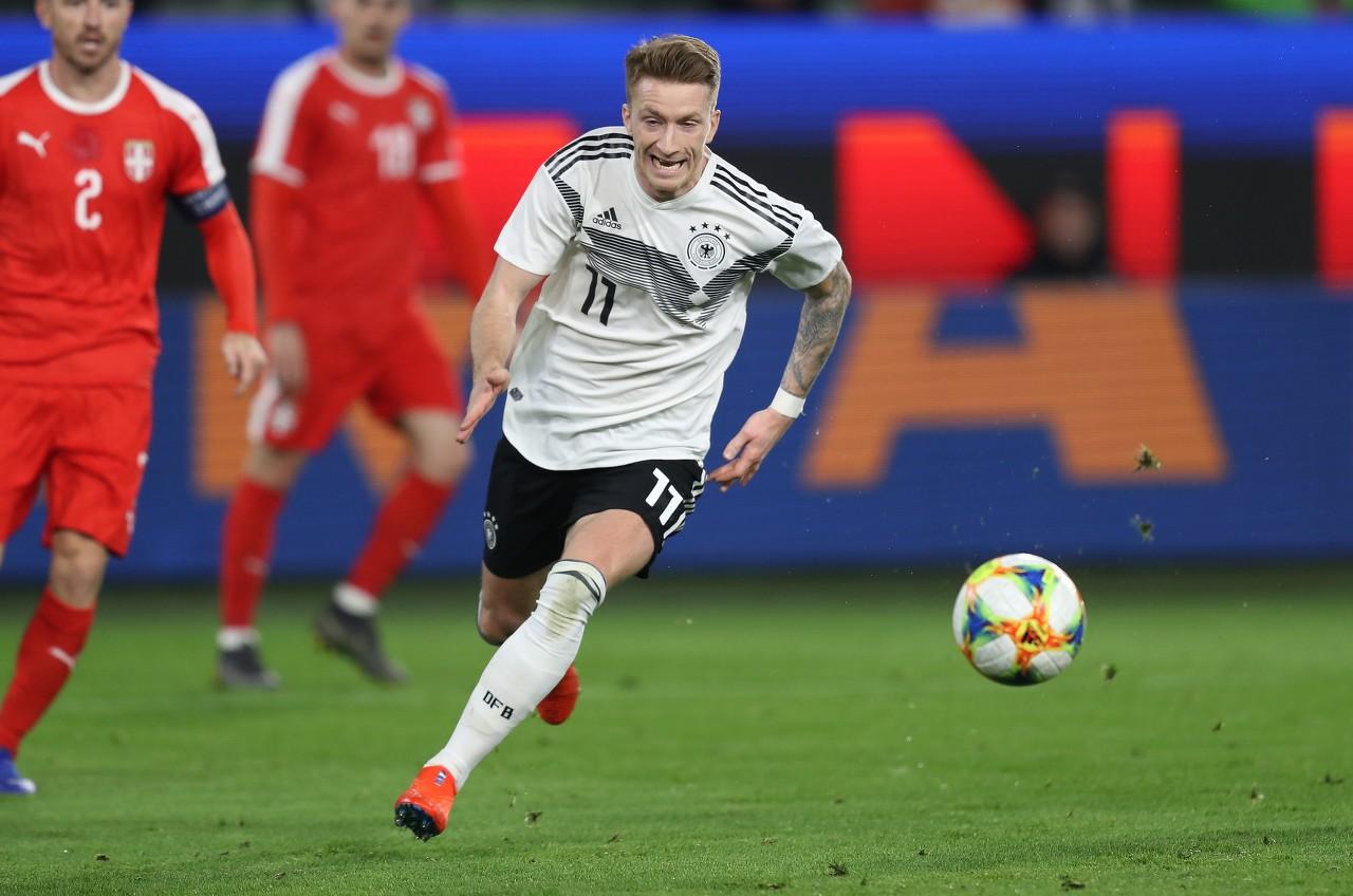 罗伊斯:德国和法葡分到一组非常棒,球员总想和最好的球队交手