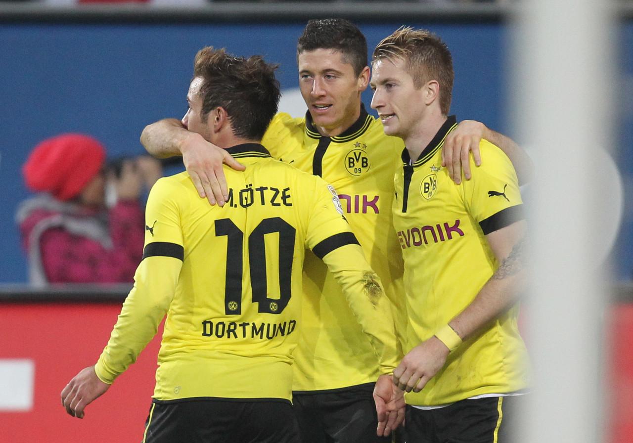 图片报:拜仁名宿支持罗伊斯获得德国足球先生