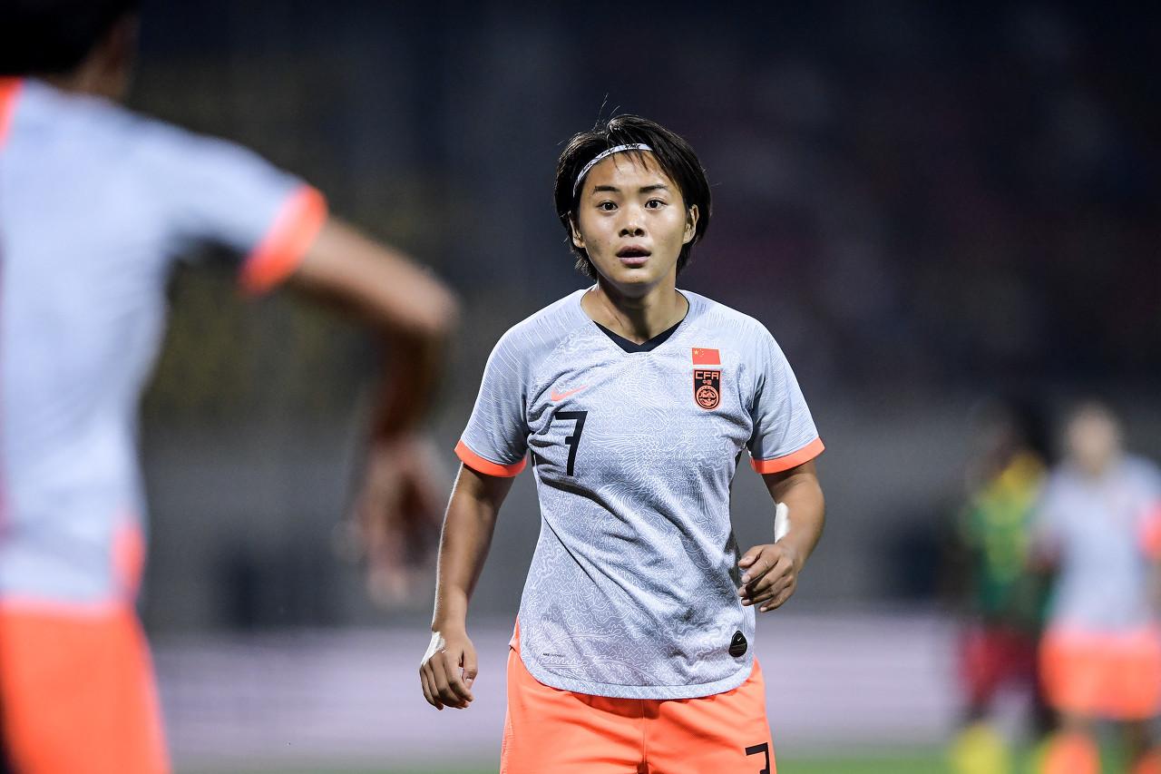 王霜:世界女足发展非常快,希望我们不要被落下太远