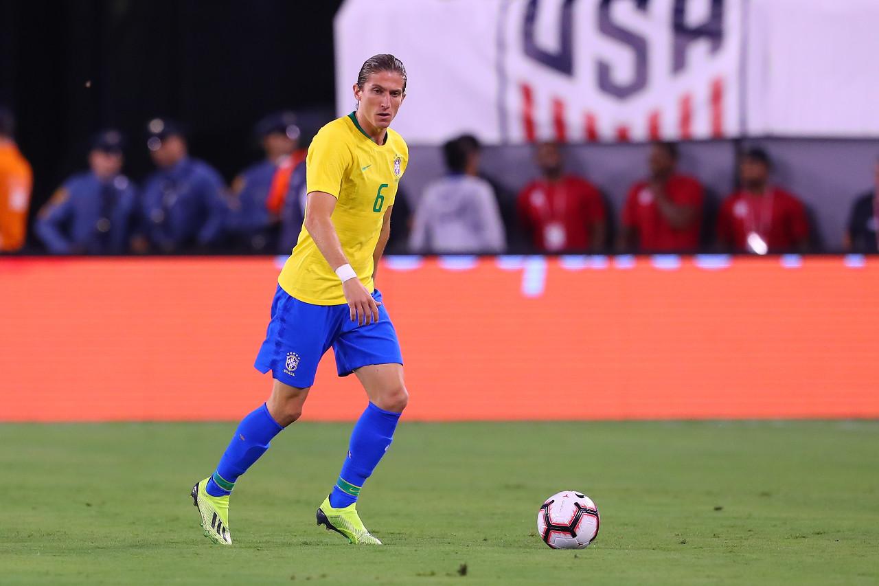 费利佩:内马尔是足球天才,巴西队内没人能替代他