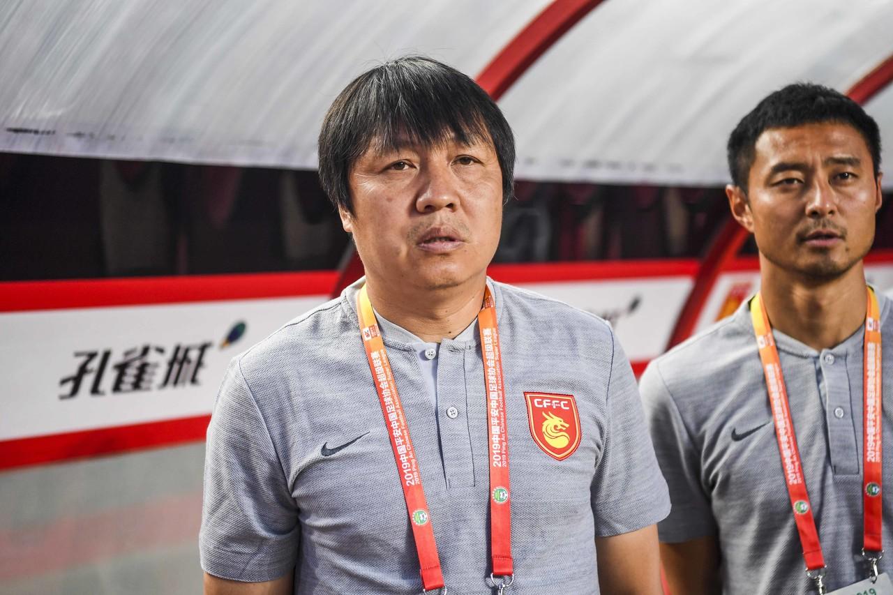 谢峰:细节再好些结果会更好 换U23门将为保持进攻性